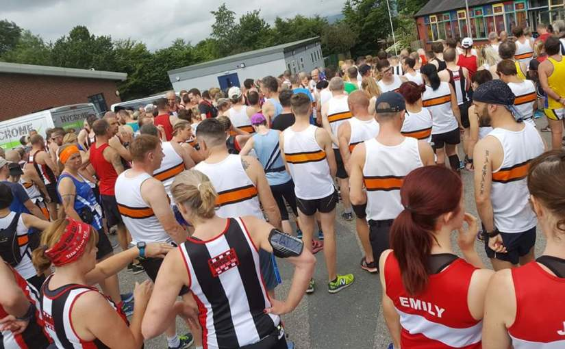 Gerry McCabe's Legendary Hendon Brook 13.5mile RaceResults