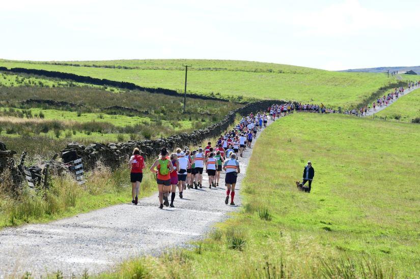 Boulsworth Fell Race Results2017
