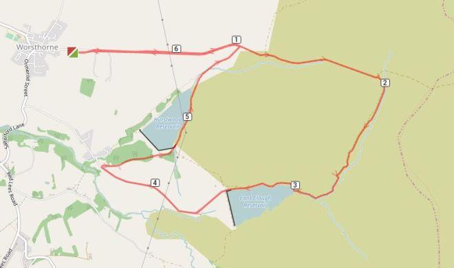 Worsthorne Moor