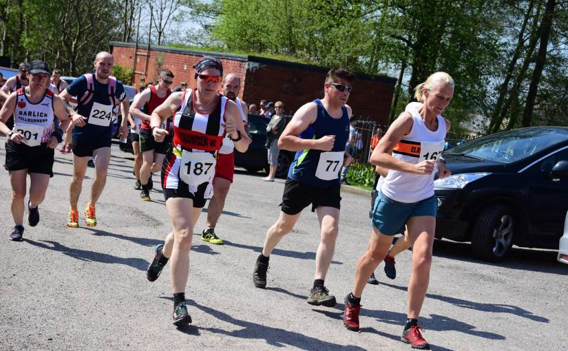 Great Hameldon Hill Fell Race Results 2018