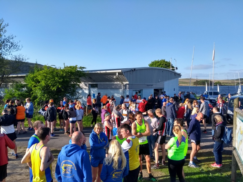 Wholan Nook Trail Race Results2018
