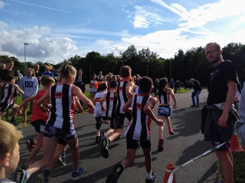Barrowford 5k Road Race JuniorResults