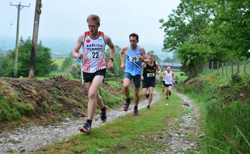 Kelbrook Fell Race 2018 Results