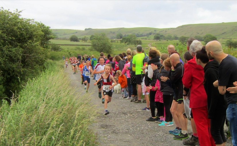 Sabden 6 Trail Junior Races 2018 Results