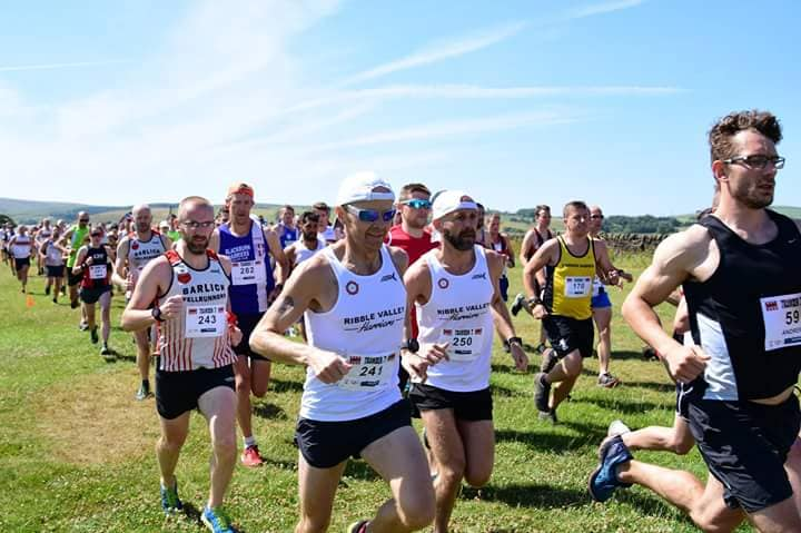 Trawden 7 Trail Race 2018 Results