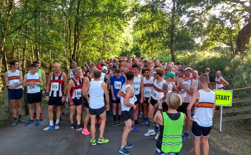 Greenway 5k Road Race 2018 Results