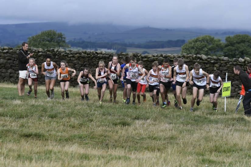 Boulsworth Fell Races 2018 Results