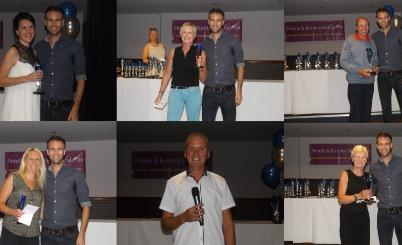 Pendle and Burnley Grand Prix Annual PresentationEvening