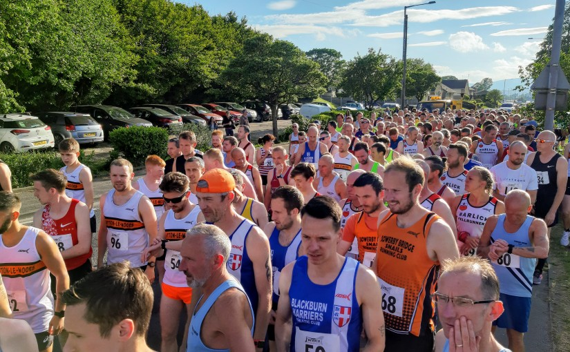 Burnley Lions 10k Road Race 2019 Results