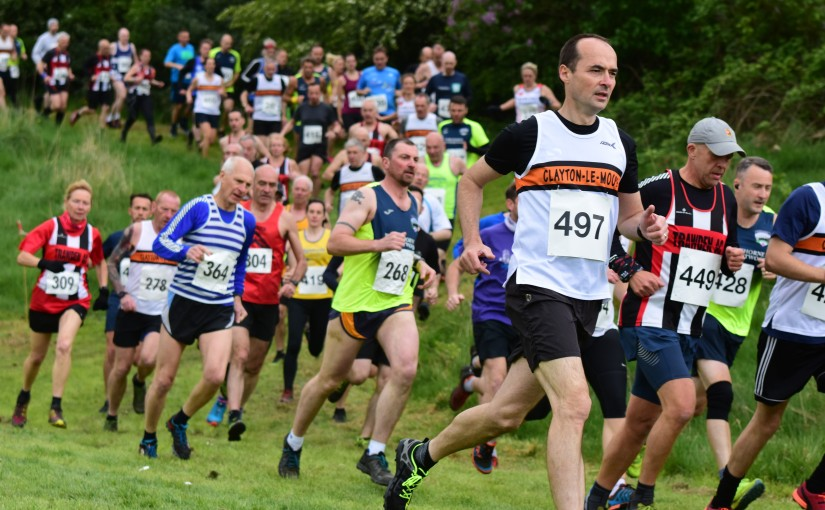 Great Hameldon Hill Fell Race Results 2019