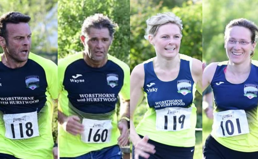 Race Report : Donkeys Led By Lions