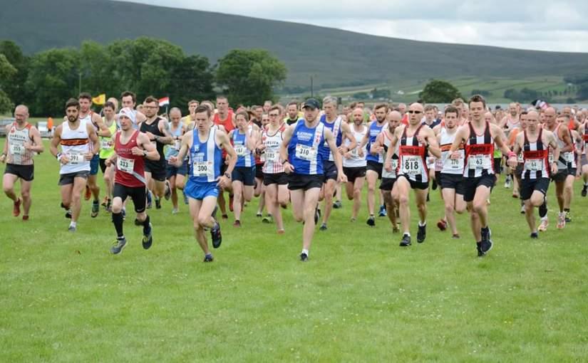 Trawden 7 Trail Race 2019Results
