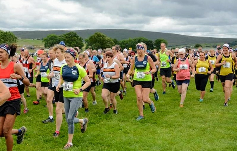 Race Report : Glastonbury for Runners?