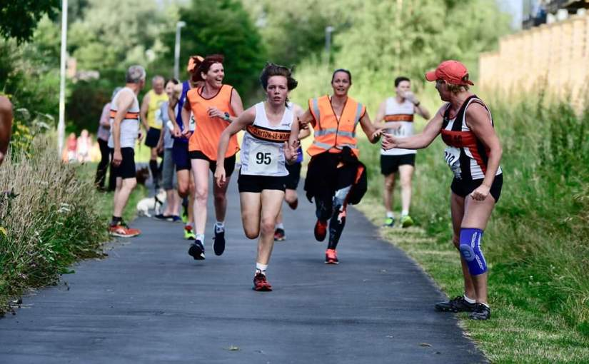 Greenway 5k Road Race 2019 Results