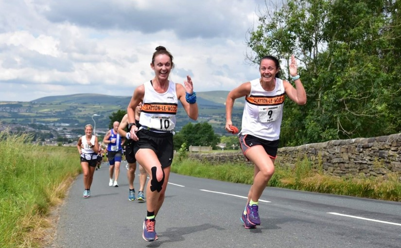 Gerry McCabe's Legendary Hendon Brook 13.5mile Race 2019Results