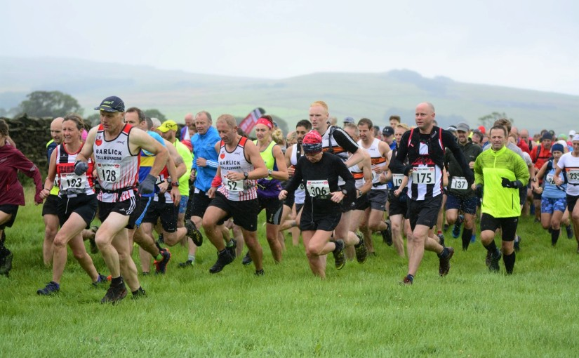 Boulsworth Fell Races 2019 Results