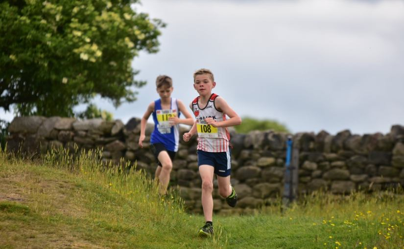 Trawden 7 Trail Race 2021Results