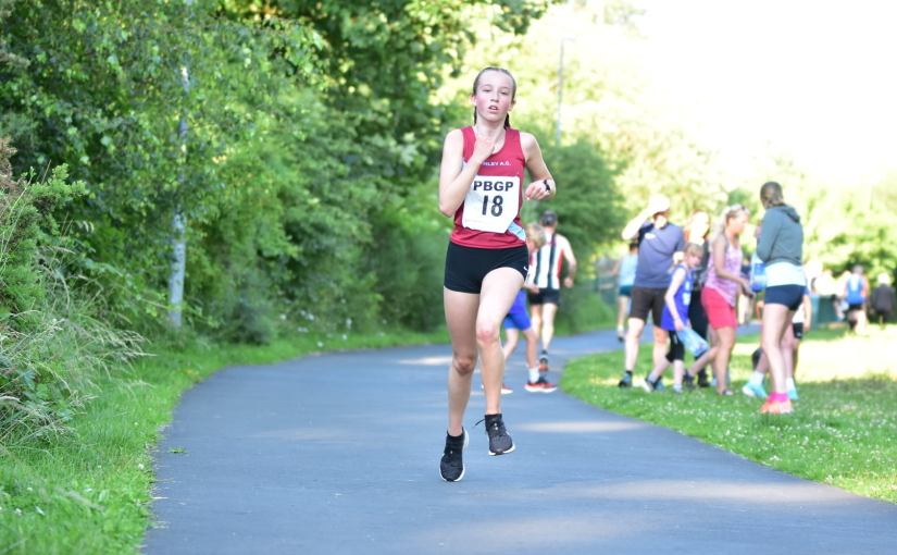 Greenway 5k Road Race 2021Results