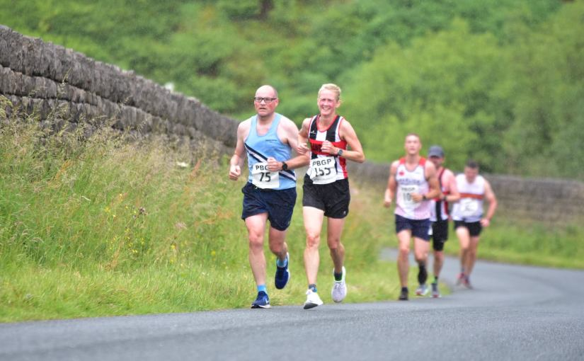 Gerry McCabe's Legendary Hendon Brook 13.5mile Race 2021Results