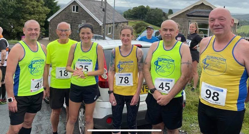 Weets Fell Race 2021Results