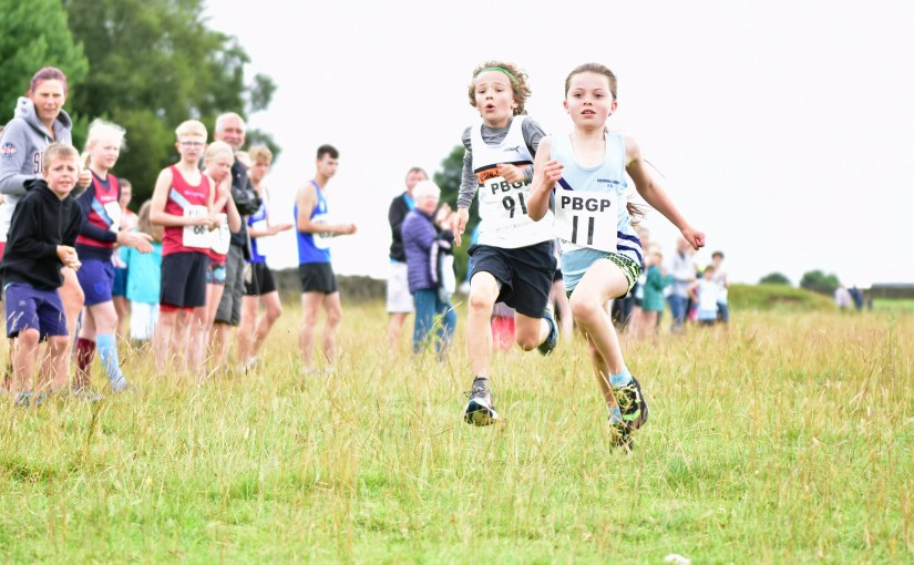 Worsthorne Moor Trail Race 2021Results