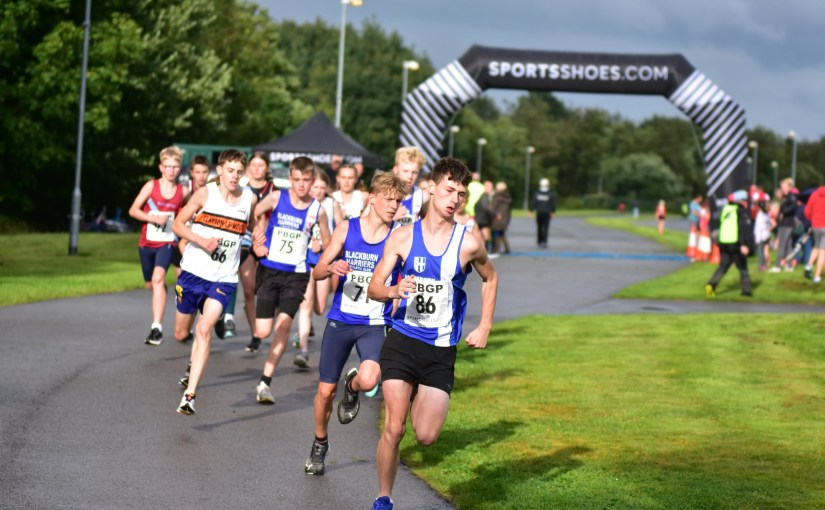 Barrowford 5k Road Race 2021Results