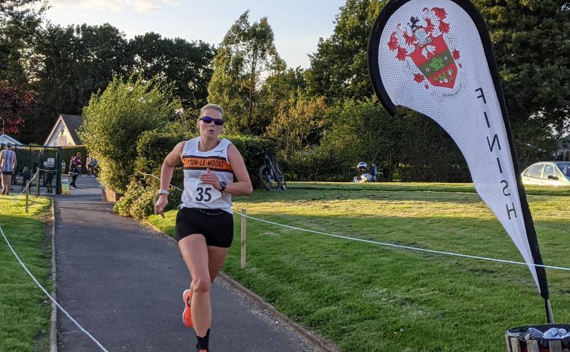 Burnley Lions 10k Road Race 2021Results