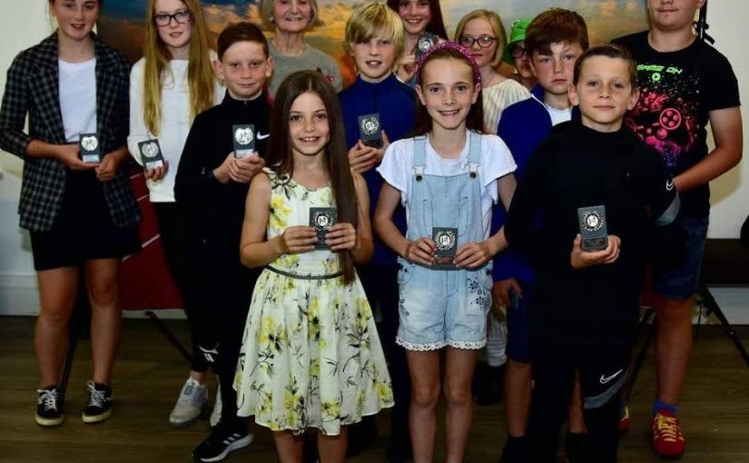 PBGP Junior Award Winners2021